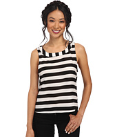 Jack by BB Dakota - Karolina Striped Printed CDC Top