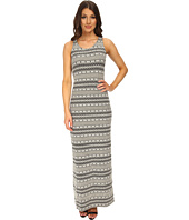 Jack by BB Dakota - Seamus Black and White Maxi Dress