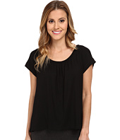 Midnight by Carole Hochman - Lounge Capsule Lounge Crop Tee