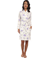 LAUREN by Ralph Lauren - Victorian Lawn Short Kimono Robe