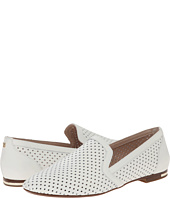 Yosi Samra - Preslie Perforated Leather Slipper