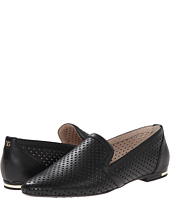 Yosi Samra - Preslie Perforated Leather Slipper