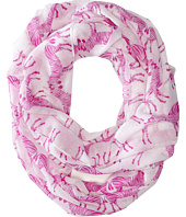 Echo Design - Zebras Loop Scarf