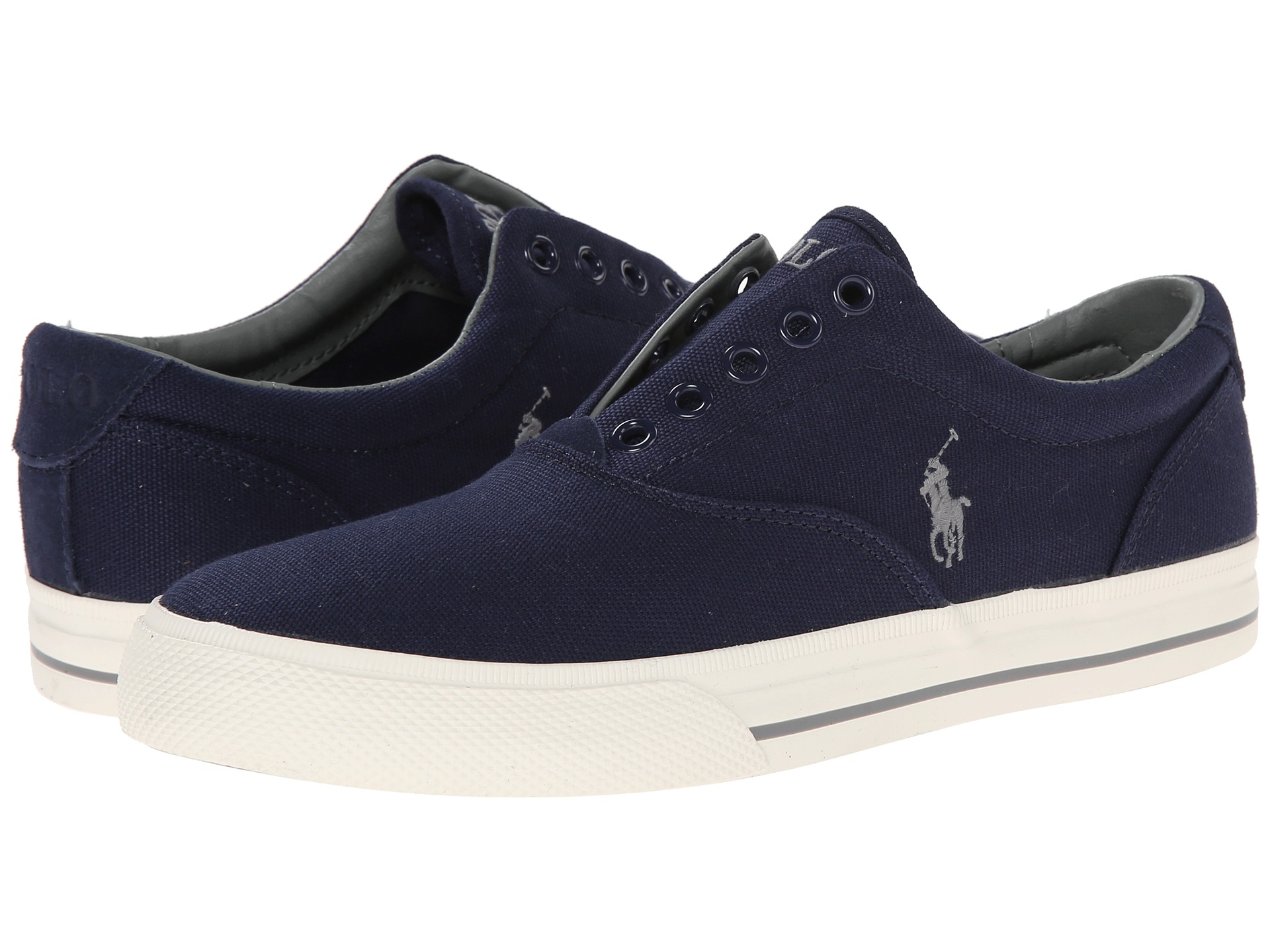 how to clean polo canvas shoes