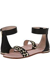 Yosi Samra - Cambelle Multicolor Calf Hair Sandal
