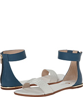 Yosi Samra - Cambelle 3D Croco Leather Sandal
