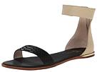 Yosi Samra Cambelle 3D Croco Leather Sandal