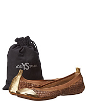 Yosi Samra - Samantha Burnished Woven Flat