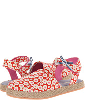Morgan&Milo Kids - Josie Jute Printed Canvas (Toddler/Little Kid)