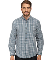 Kenneth Cole Sportswear - L/S Tattersol Check Button-Down Collar Shirt