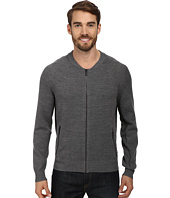 Kenneth Cole Sportswear - L/S Mock Raglan w/ Zip