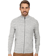 Kenneth Cole Sportswear - L/S Full Zip Mock Neck Shirt