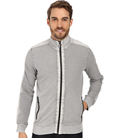 Kenneth Cole Sportswear - Pique Full Zip Jacket
