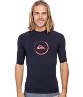 Quiksilver - Lock Up Short Sleeve Rashguard Surf Tee