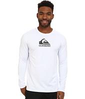 Quiksilver - Solid Streak Long Sleeve Rashguard Surf Tee