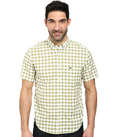 Lacoste - Poplin Short Sleeve BD Gingham Shirt