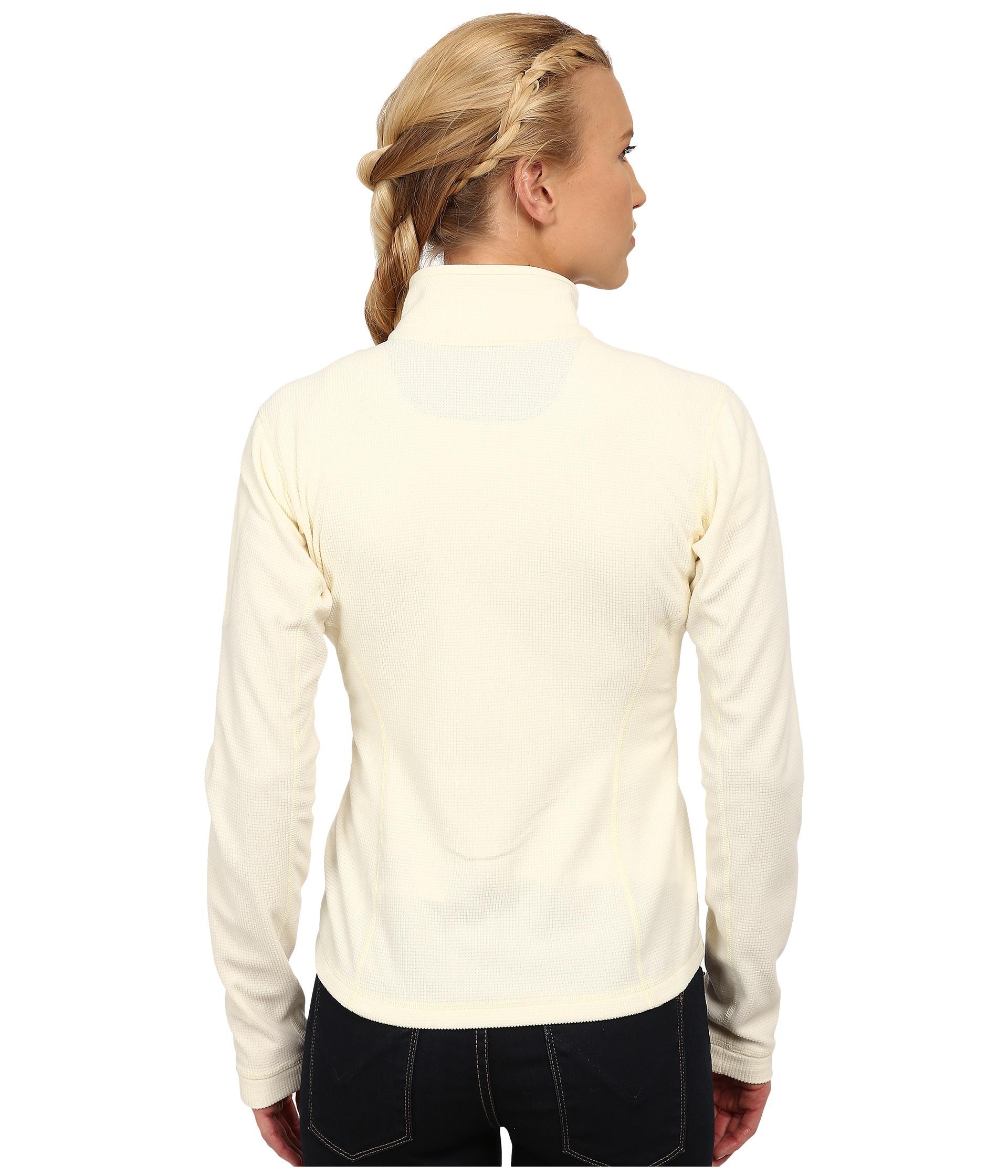 Arc'teryx Delta LT Jacket Vintage Ivory - Zappos.com Free ...
