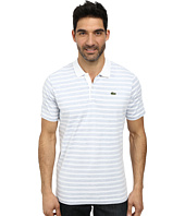 Lacoste - L!Ve Ultra Slim Fit Stripe Jersey Polo