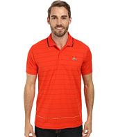 Lacoste - Sport Pique Ultra Dry Stripe Polo