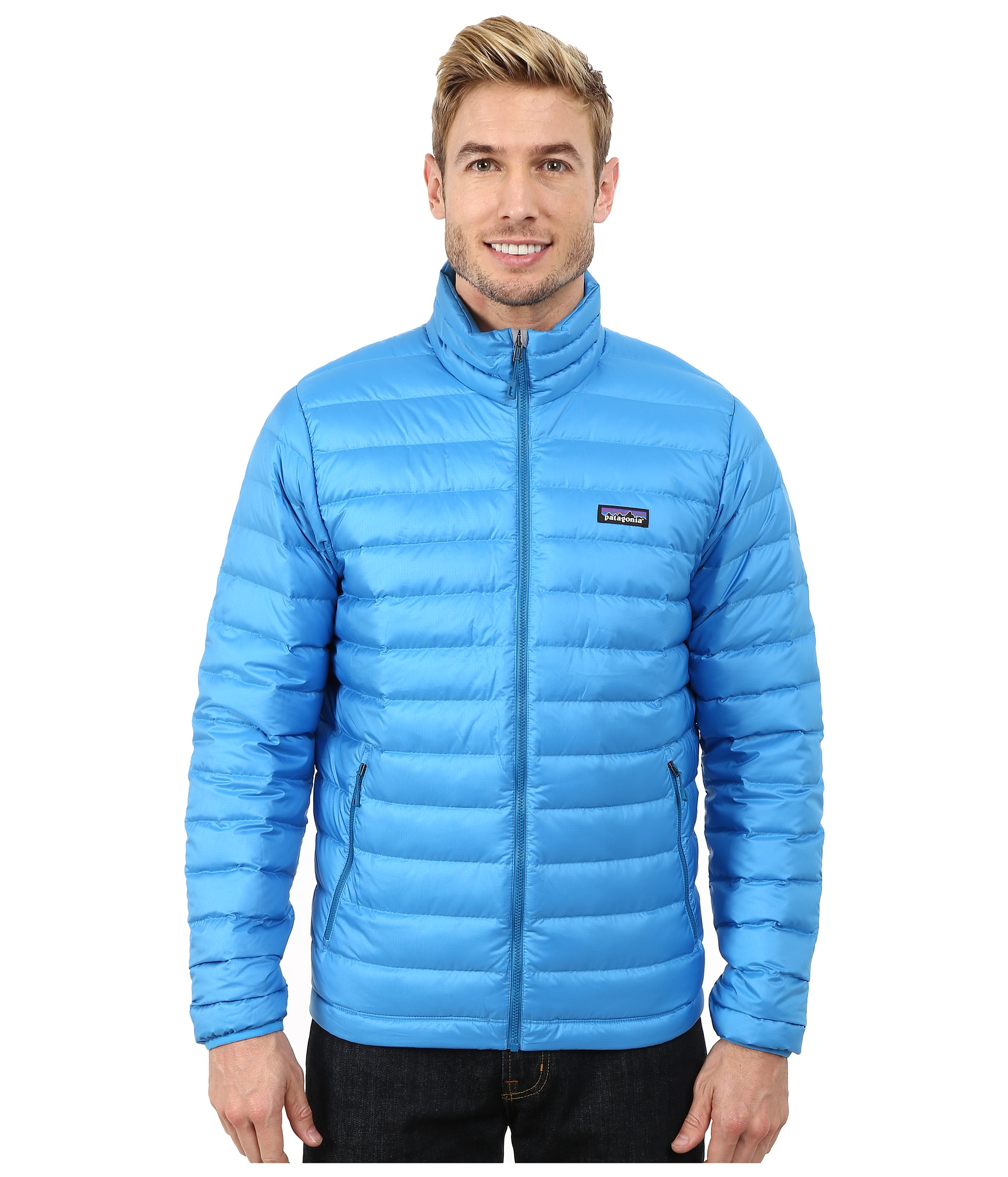 Patagonia Down Sweater Jacket Forge Grey Zappos Com Free