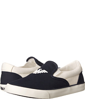 Armani Junior - Navy Slip-On Sneaker (Toddler/Little Kid)