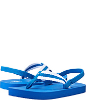 Armani Junior - Royal Blue Flip Flop (Toddler/Little Kid)