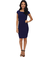 Jessica Simpson - Fitted Rib Knit Dress JS5C7125