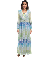 Jessica Simpson - L/S Peasant Maxi Dress