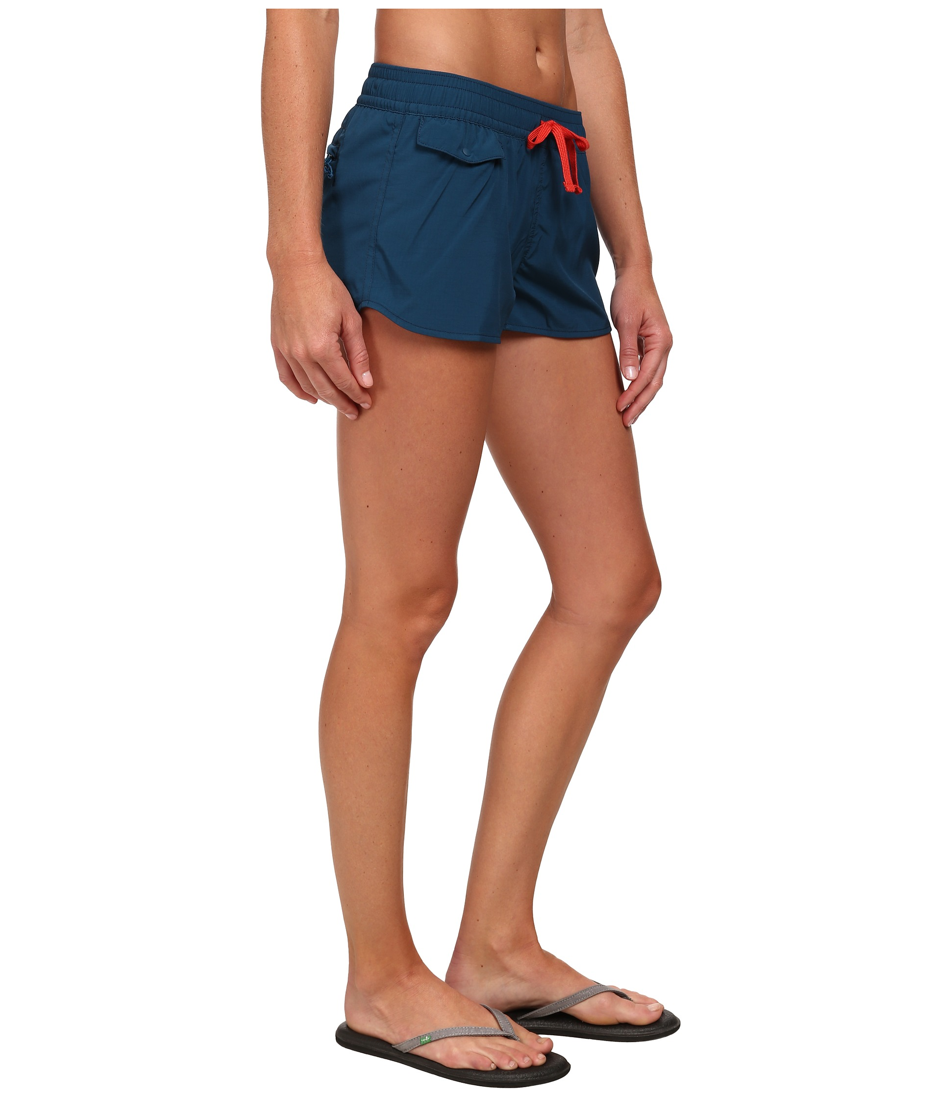 patagonia light and variable board shorts crater blue. Black Bedroom Furniture Sets. Home Design Ideas