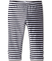 Armani Junior - Stripe Keyhold Legging (Toddler/Little Kids)