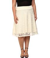 Kiyonna - Matinee Lace Midi Skirt