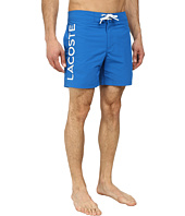 Lacoste - Poplin Logo Swim Short At Leg 6