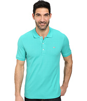 Lacoste - Premium Short Sleeve Slim Fit Stretch Pique Polo Shirt