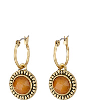 Lucky Brand - Carnelian Drop Earrings