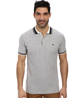 Lacoste - Slim Fit Pique Polo with Neo-Piping