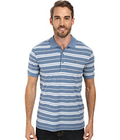 Lacoste - Cotton Stretch Pique Jersey Stripe Polo
