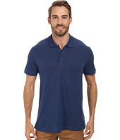 Lacoste - Cotton Linen Polo with Pocket