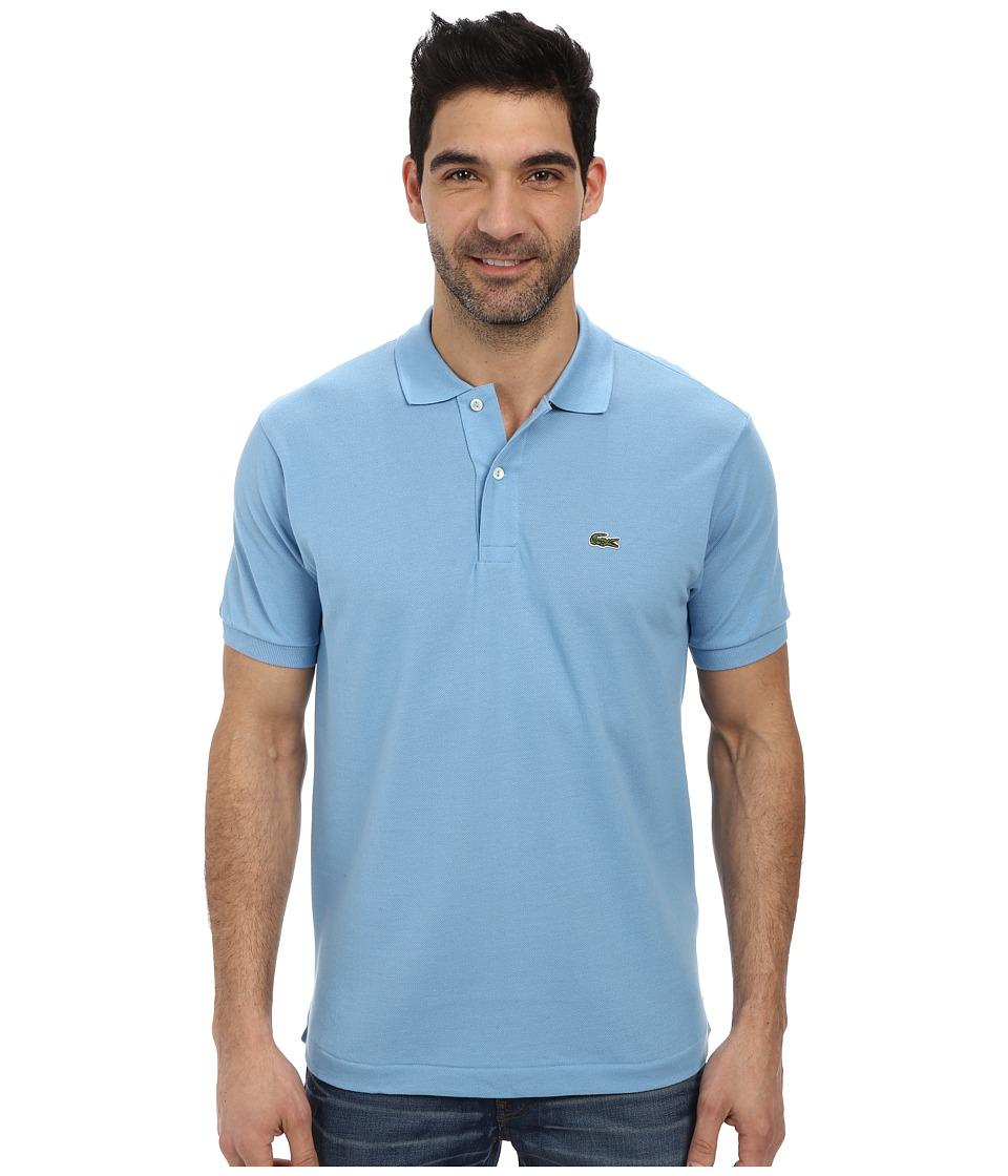 Lacoste - L1212 Classic Pique Polo Shirt (Naval Blue) Men