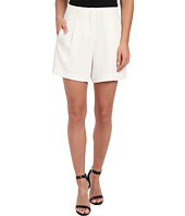 Badgley Mischka - Pebble Crepe High Waisted Short