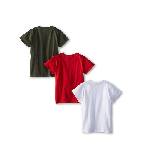 Armani t Shirt Pack Three-piece T-shirt Pack