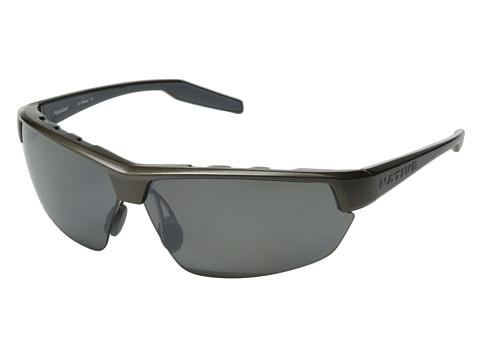 Native Eyewear Hardtop Ultra - Gunmetal/Silver Reflex