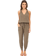 Michael Stars - Double Gauze Twisted Strap Jumpsuit