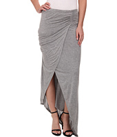 Michael Stars - Collection Draped Skirt w/ Asymmetrical Hem