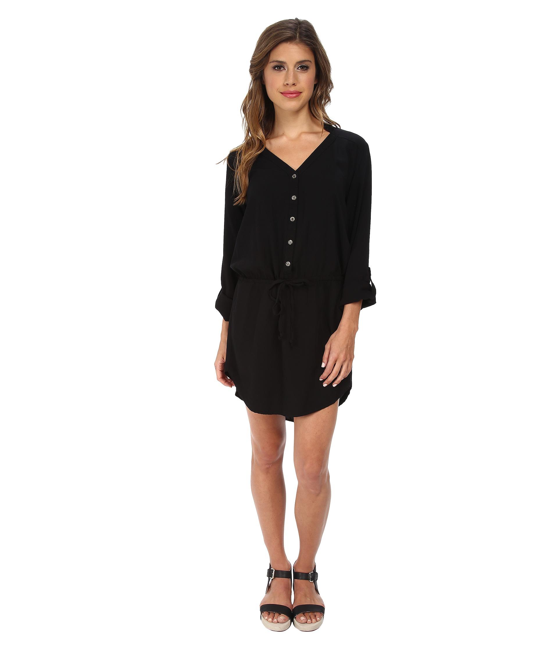 Long Sleeve Short Dresses