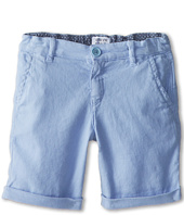 Armani Junior - Linen Short (Toddler/Little Kids)