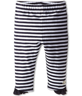 Armani Junior - Stripe Key Hole Legging (Infant)