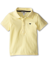 Armani Junior - Short Sleeve Polo Shirt (Infant)