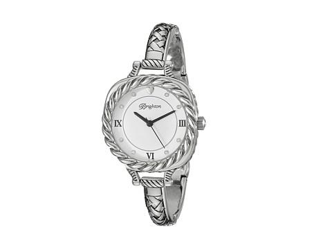 Brighton Como Timepiece - Silver