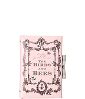 My Flat In London - Birds & Bees Book Clutch