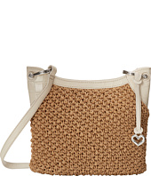 Brighton - Leela Straw Crossbody
